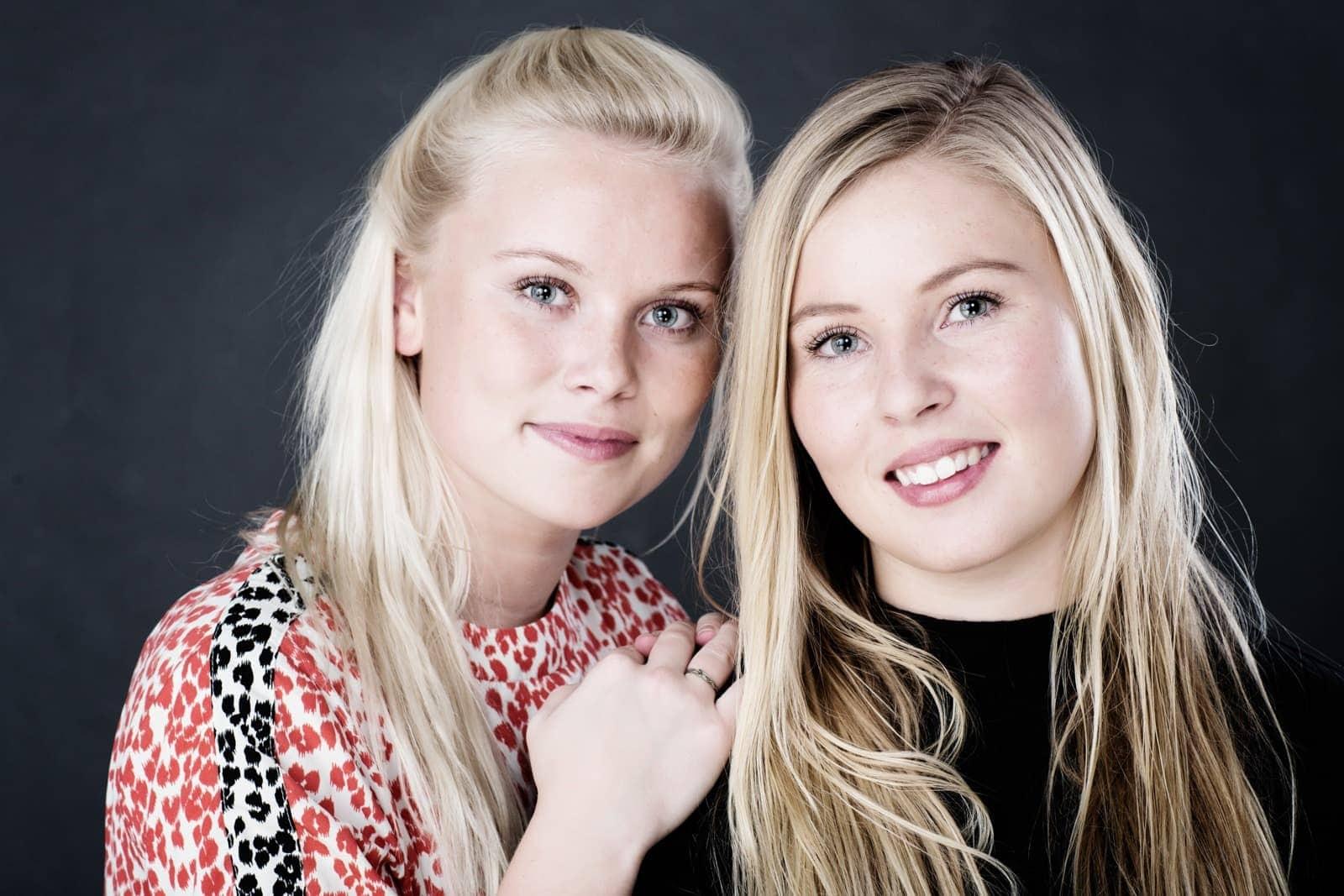 Søstre, søskende billede