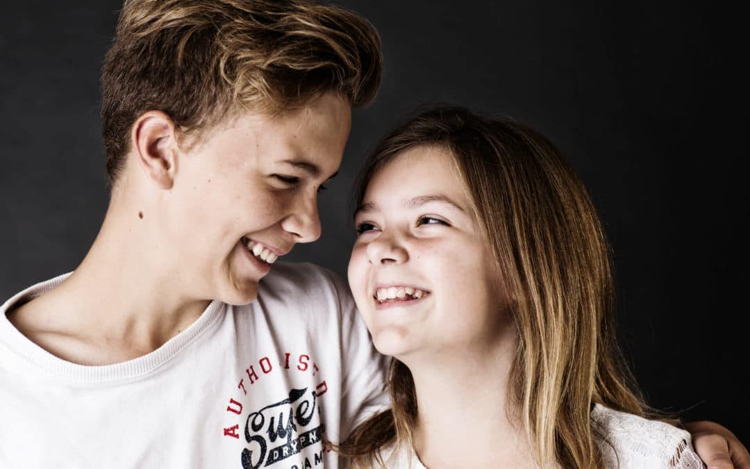 Billeder af børn – Lyngby