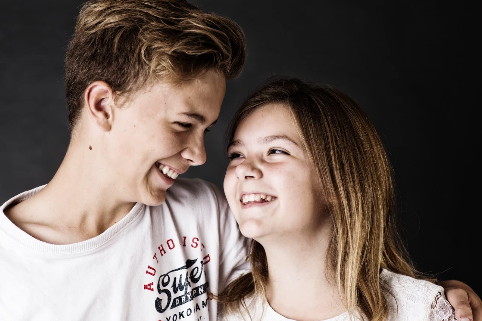 Billeder af børn - Lyngby