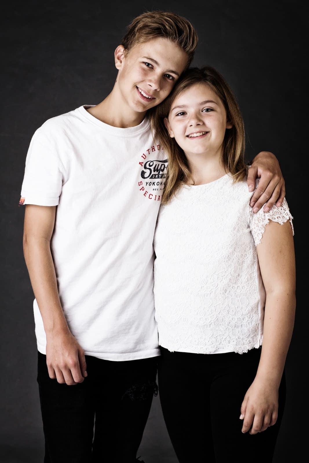 Søskende – billeder