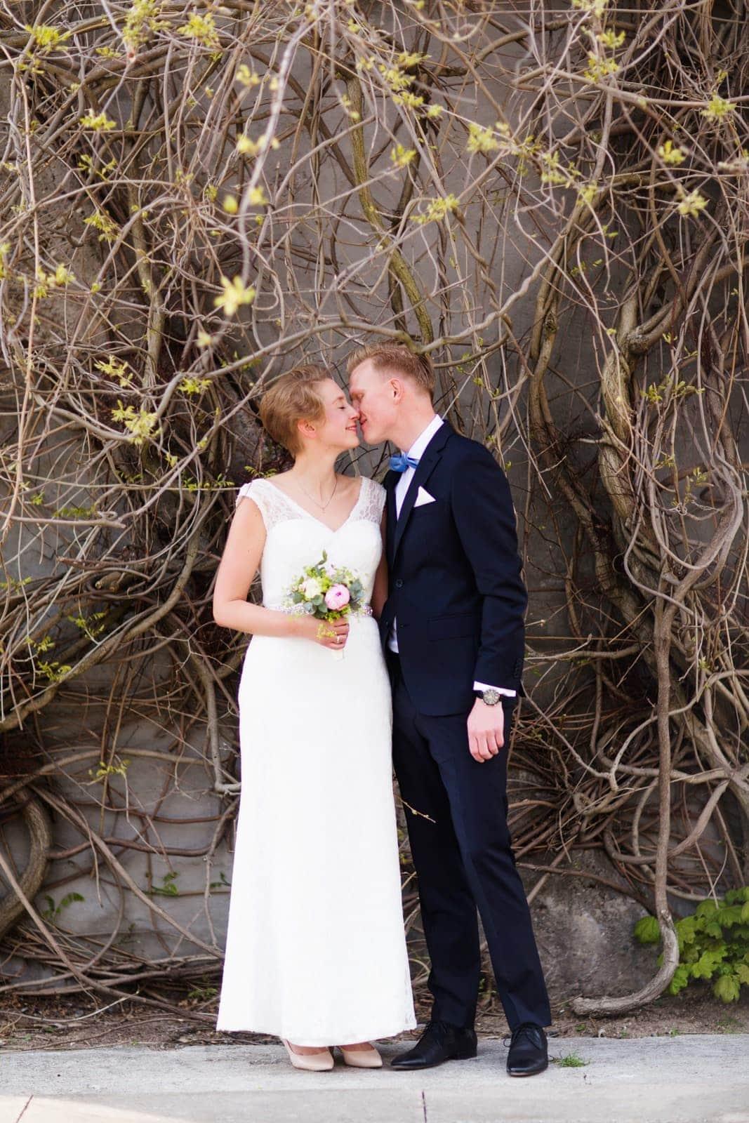 Bryllup på Islandsbrygge