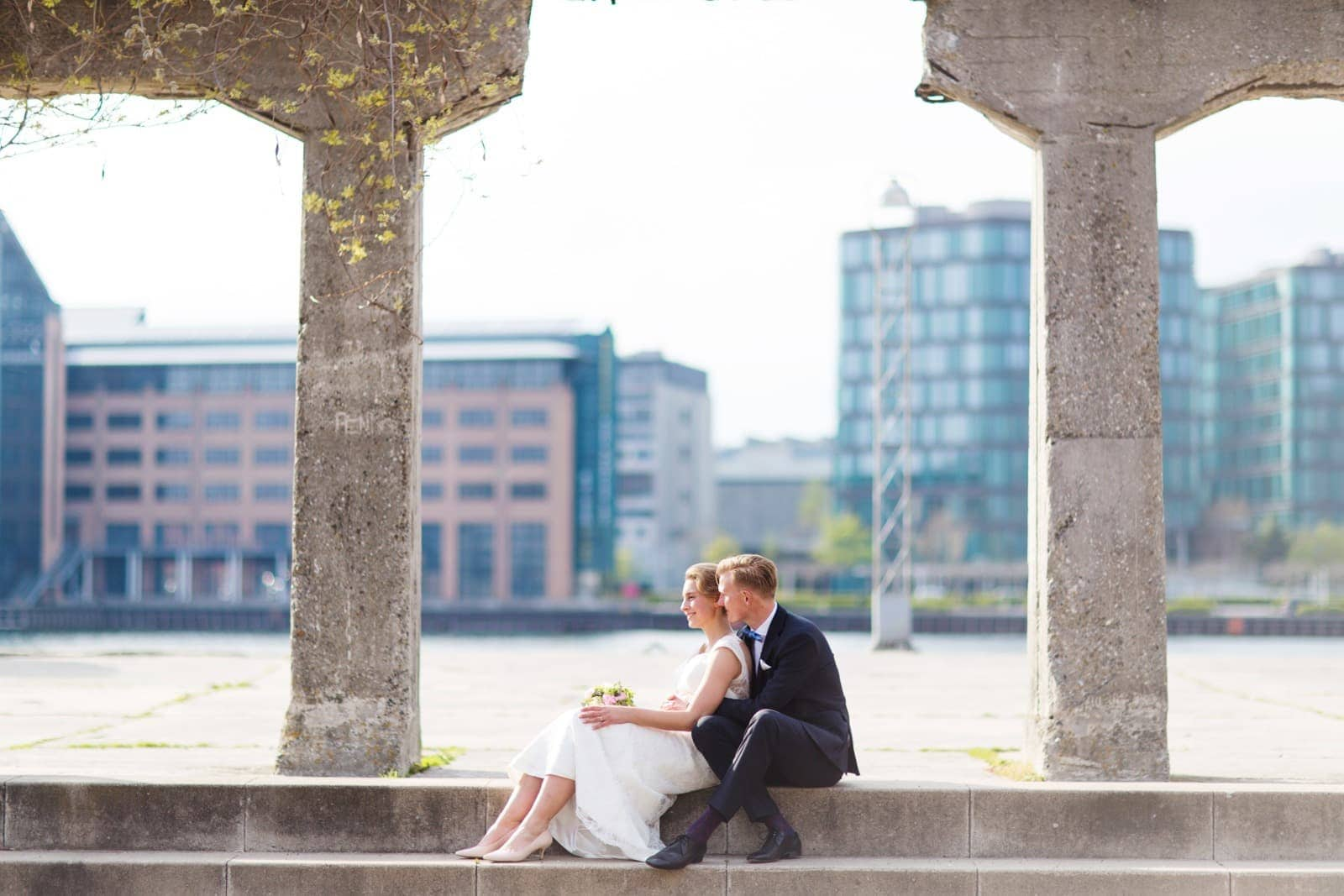 Islandsbrygge - Location til bryllup