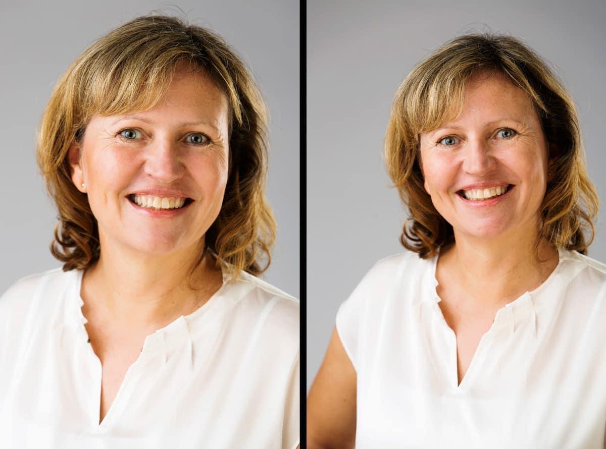 Billede til hjemmeside - portræt