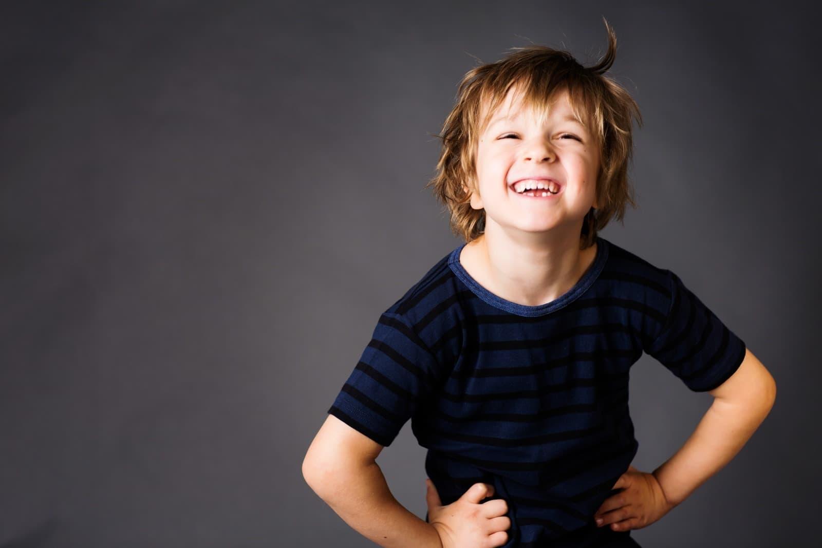 Billede af dreng - Fotograf