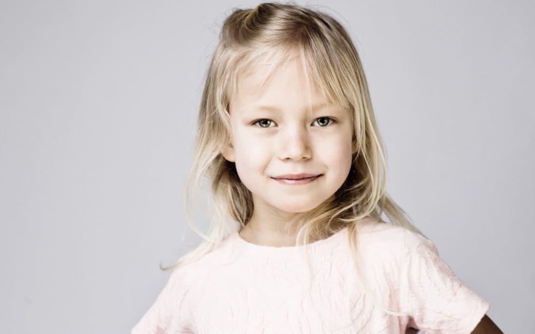 Børne fotograf