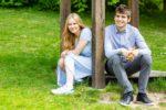 Naturlig portræt fotograf – Søskende del 2