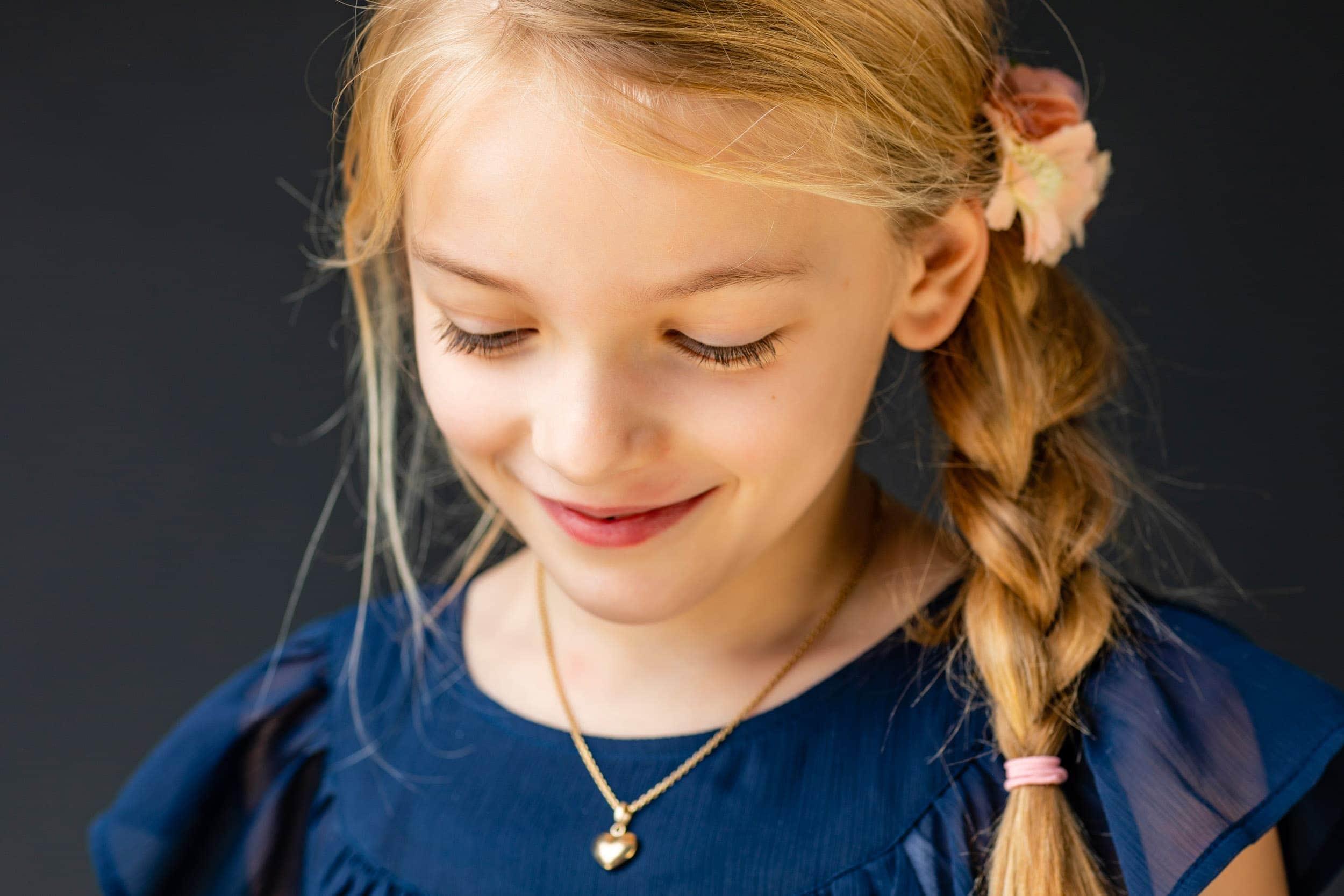 Professionel Fotograf - Portræt barn -del 1