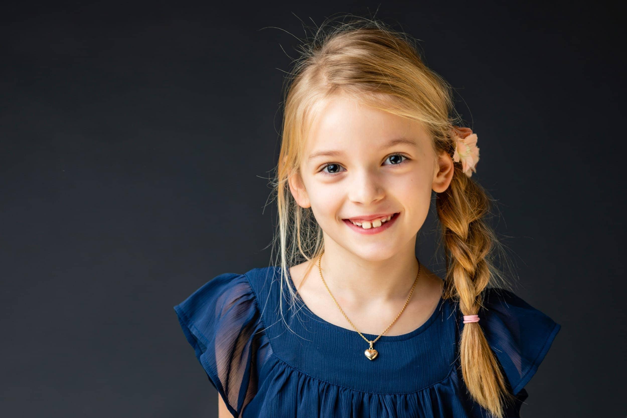 Professionel Fotograf - Portræt barn - del 2