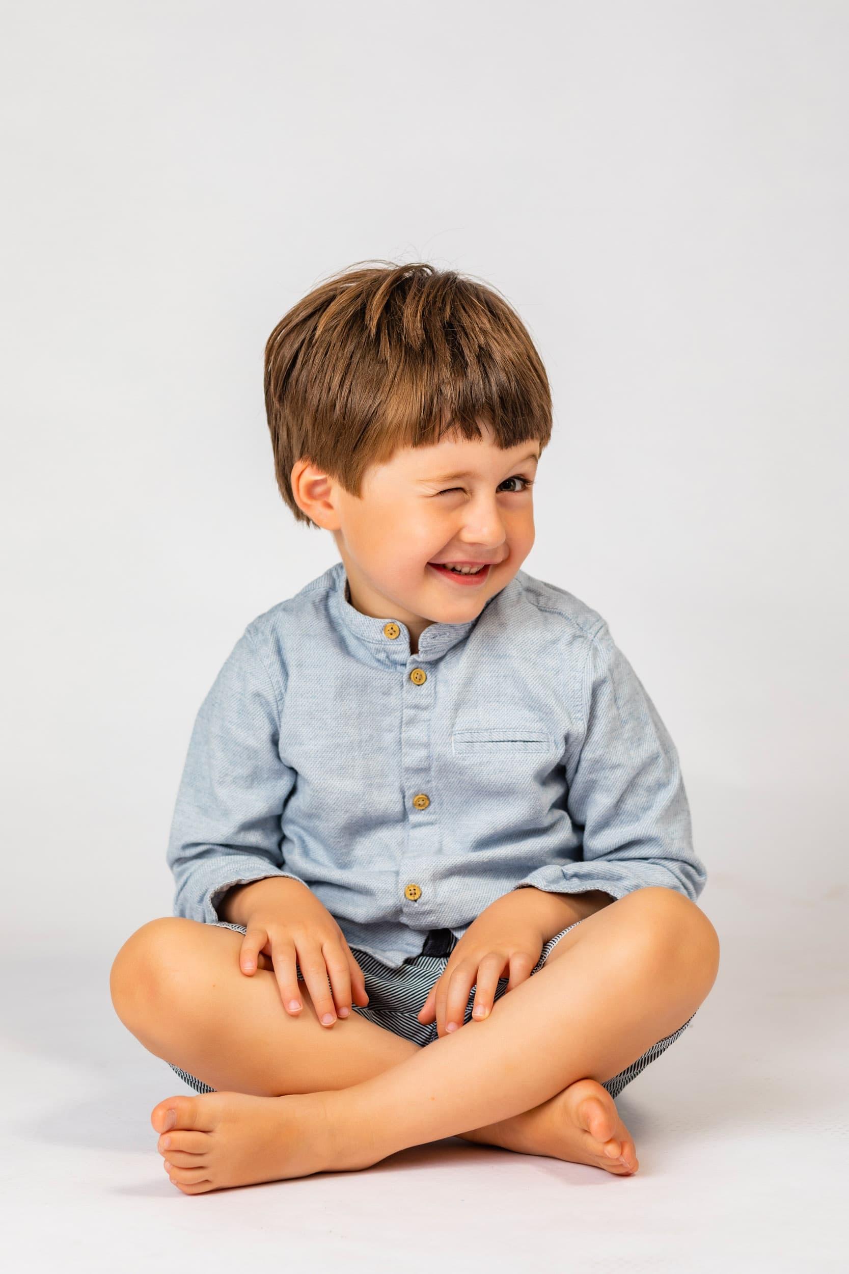 Børnefotograf tæt på København - del 3