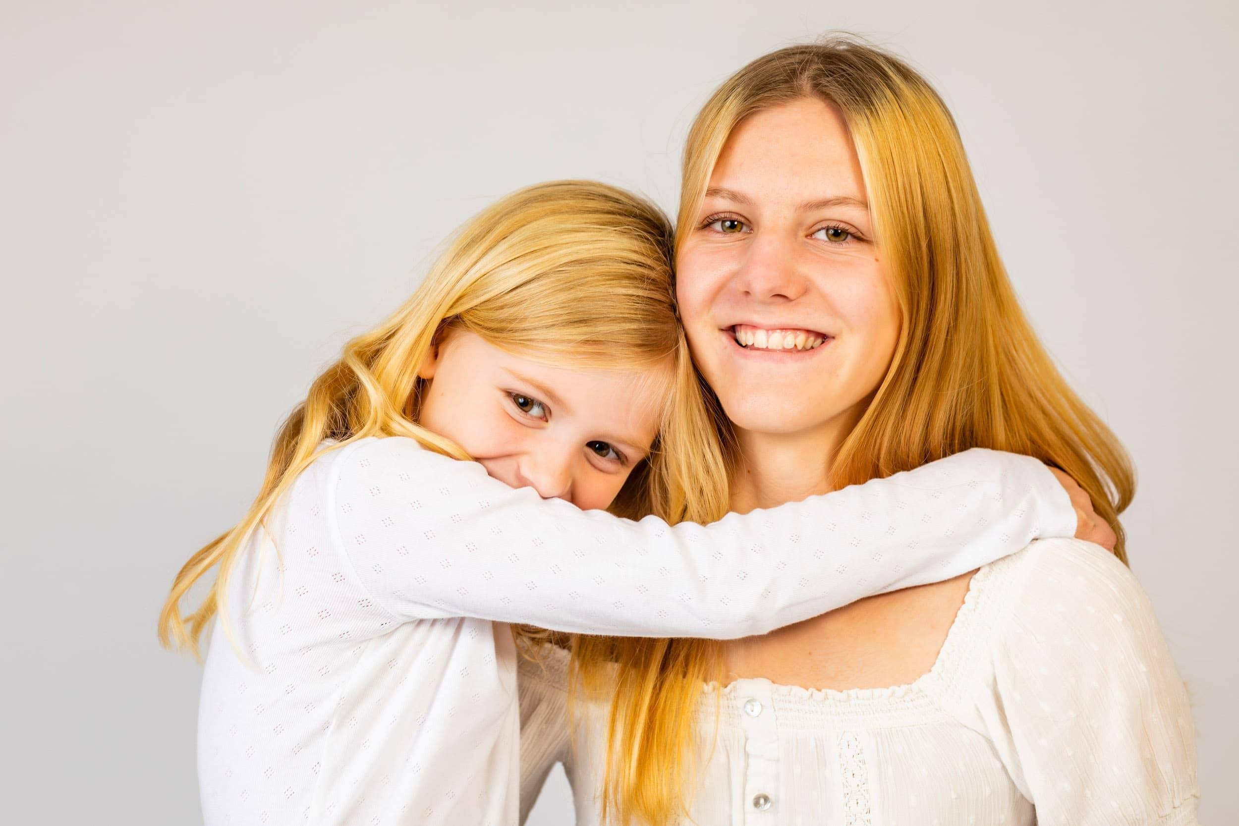 Søskende - piger