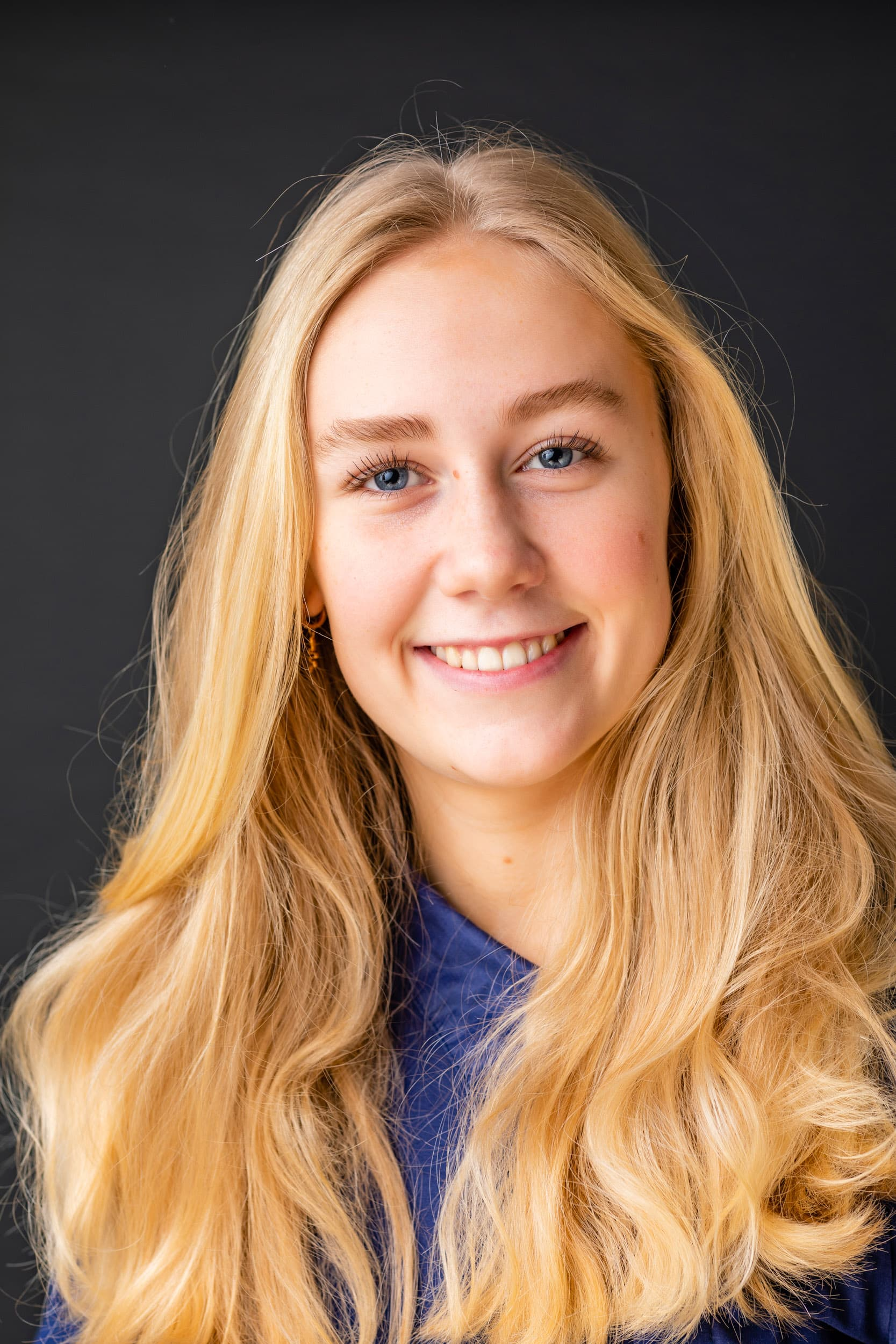 Portræt pige – teenager