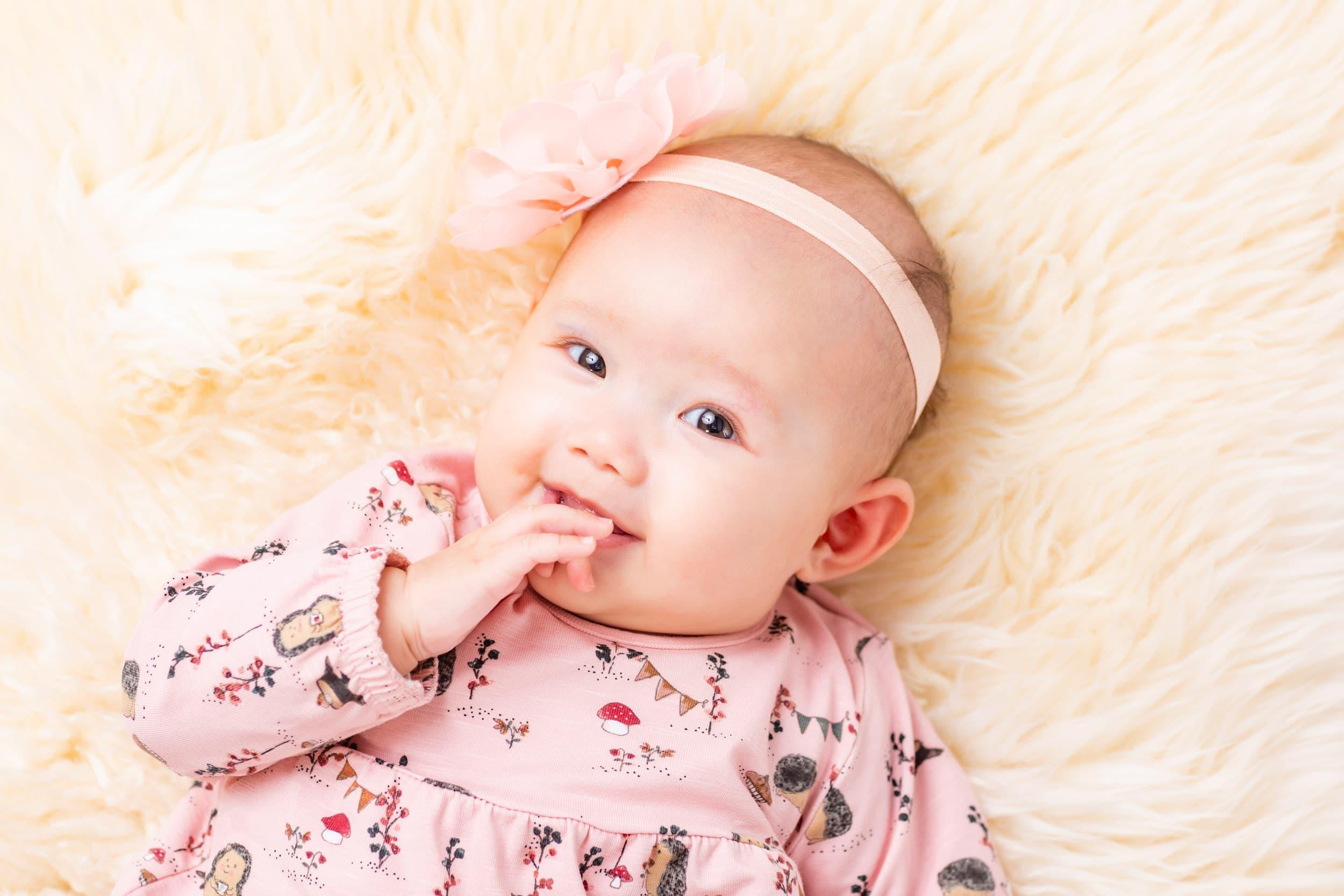 Baby billede fotograf