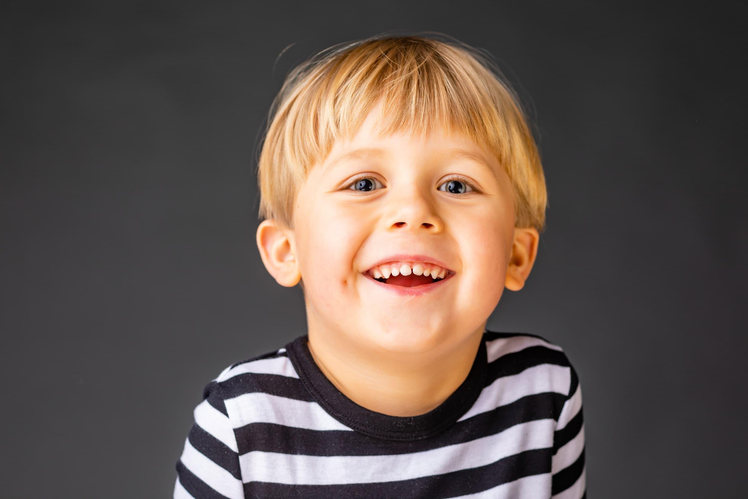 Dreng – portrætfotograf