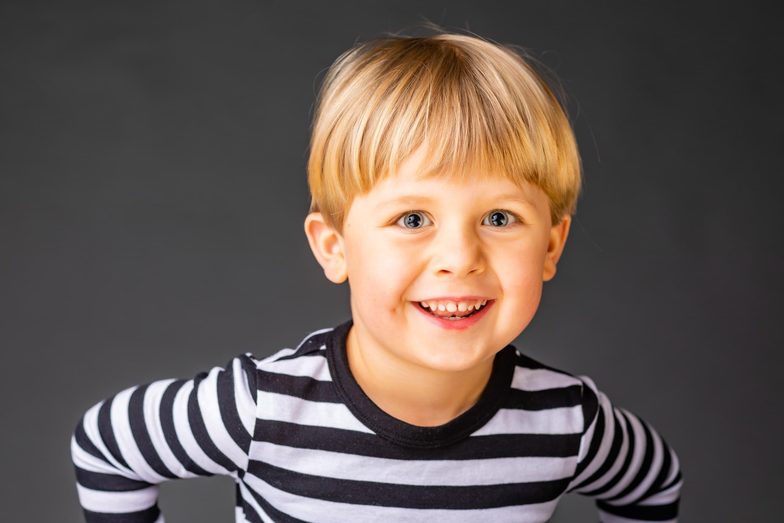 Dreng – portræt