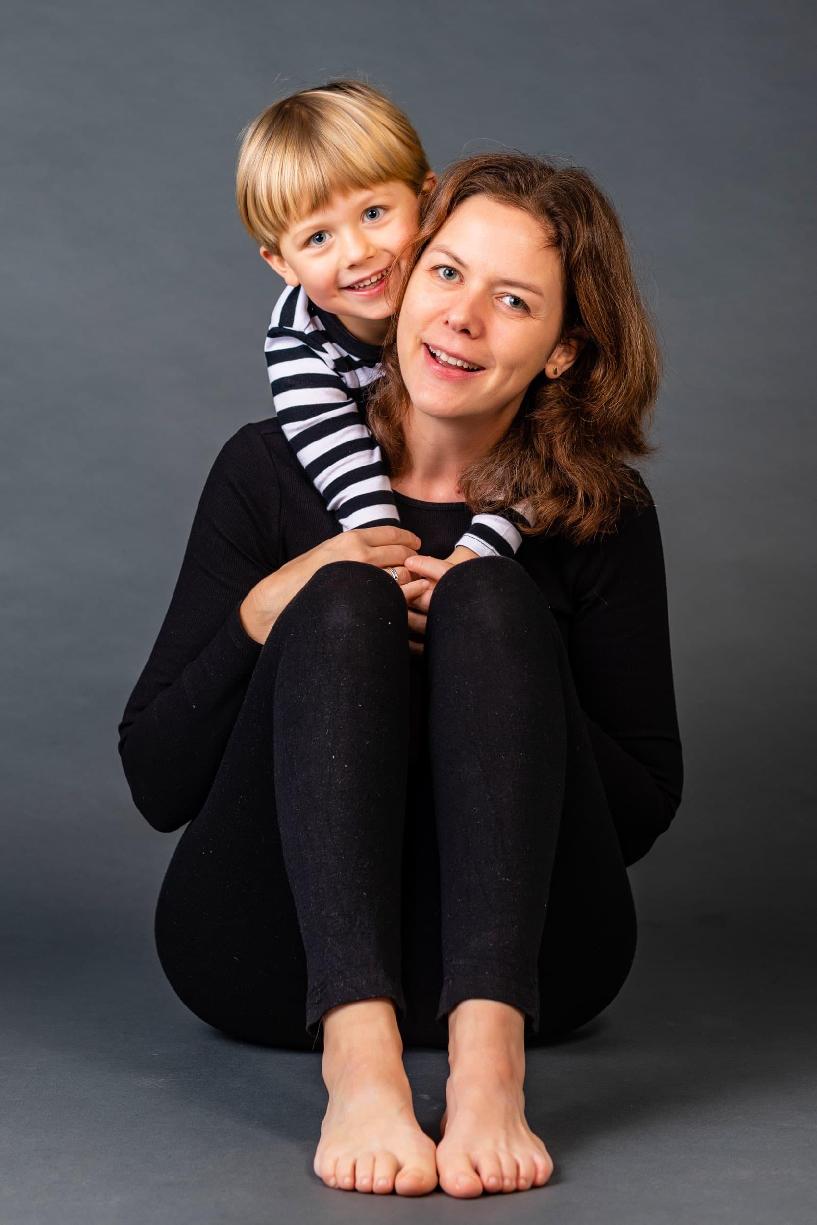 Mor og barn billeder