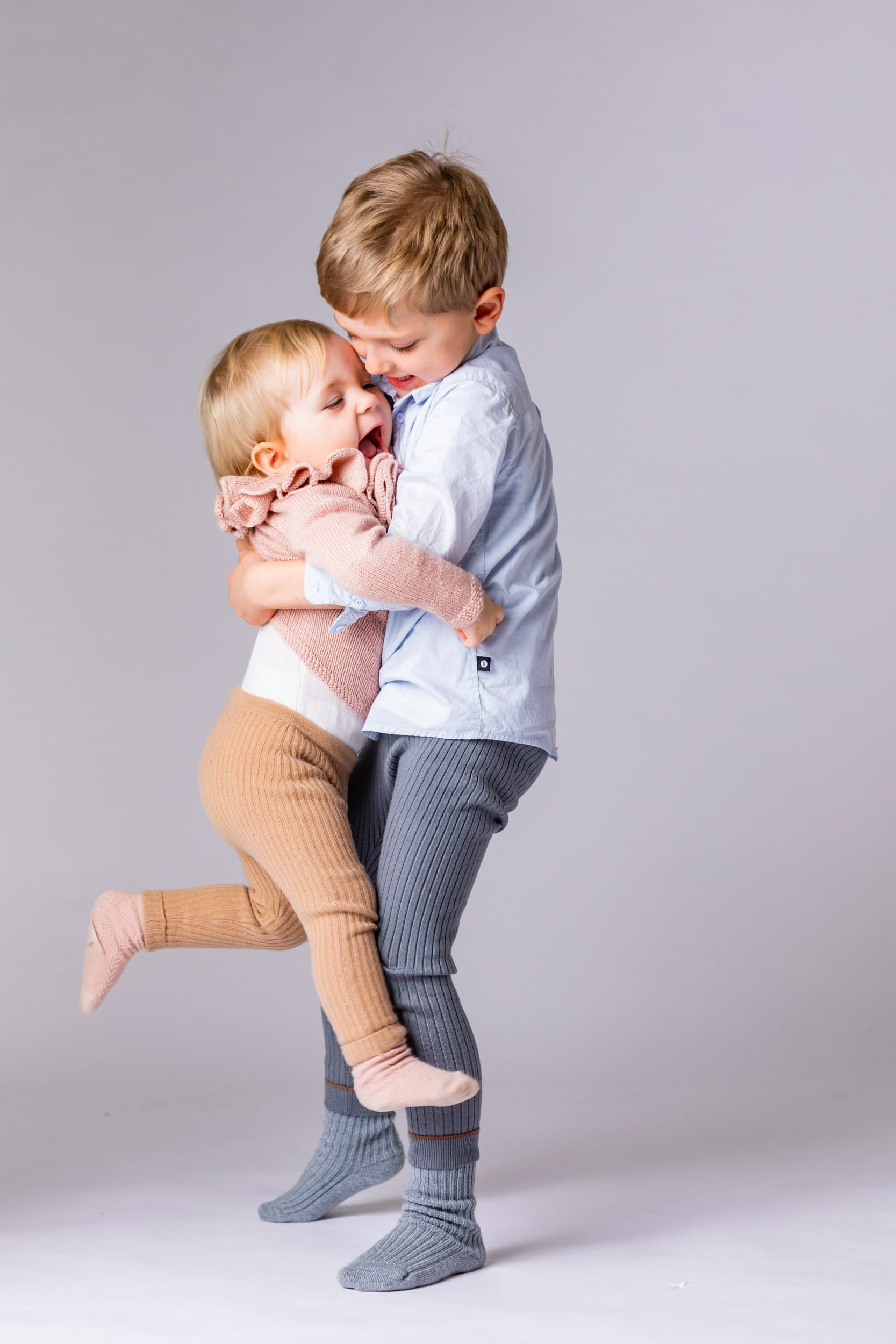 Søskende børn, fotograf, del 3