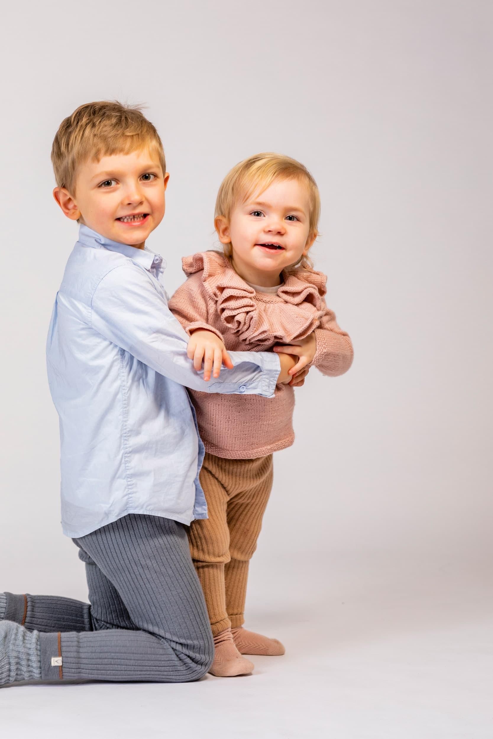 Søskende børn, fotograf, del 1