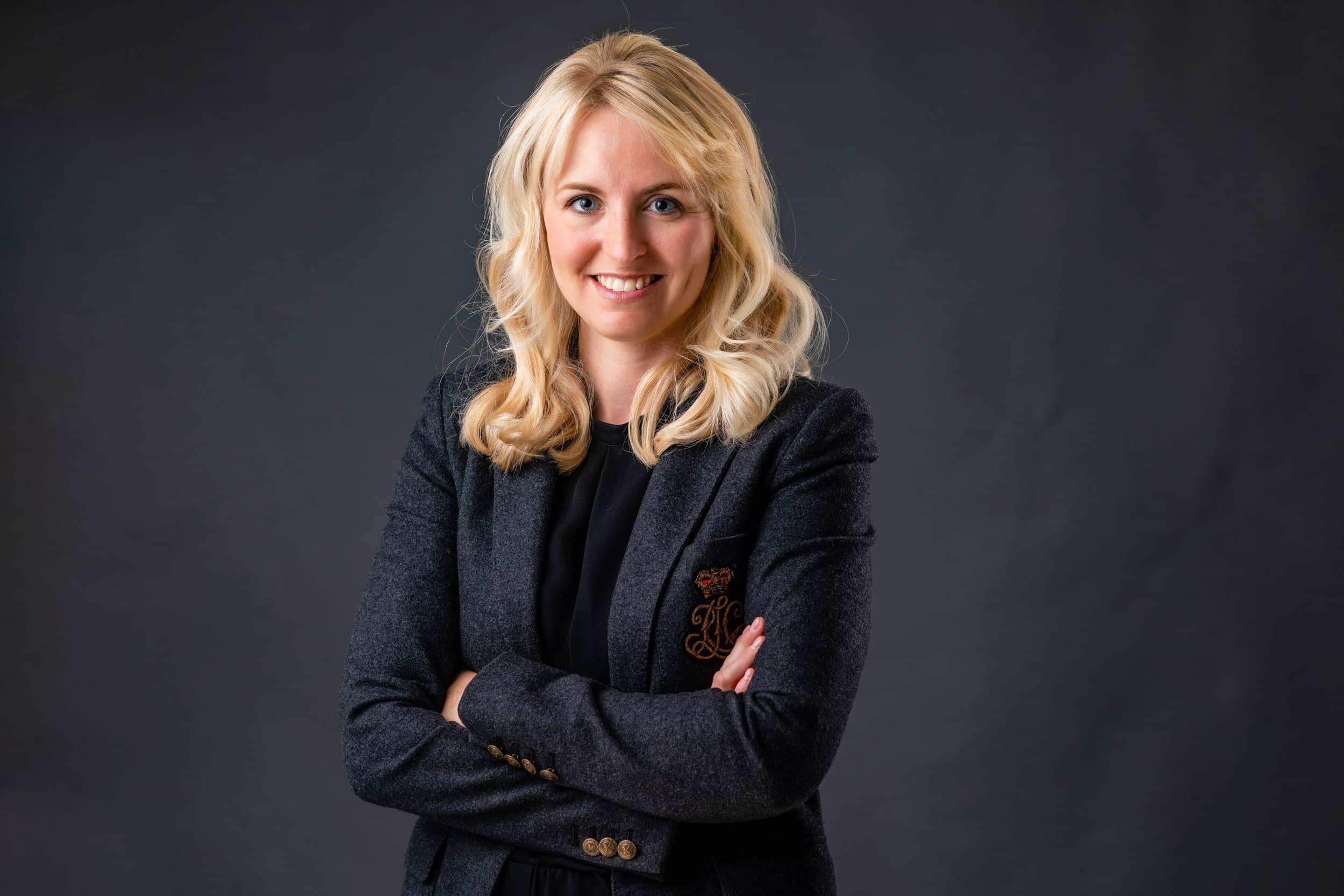 Business kvinde portræt